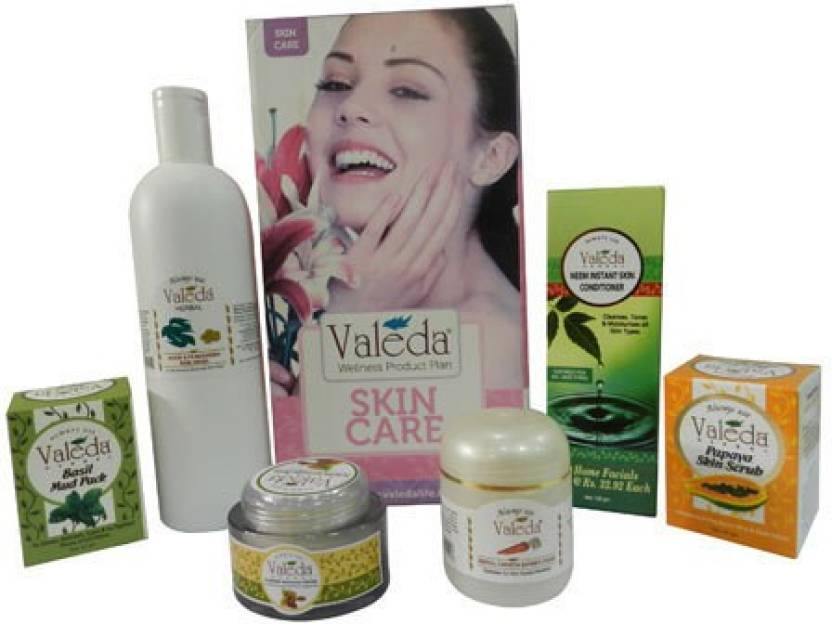 Valeda Herbal Hand Care Kit - From 'The House of Doctors' - Since 1988