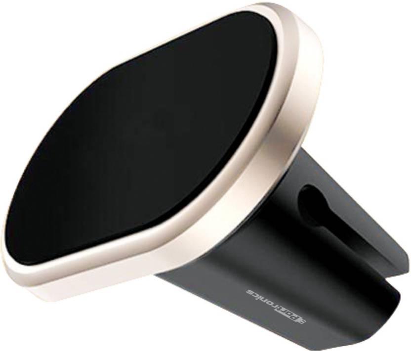 Portronics POR-732 Magno Magnetic Universal Mobile Car Holder, Cell phone  holder, Car Mobile Holder Mobile Holder