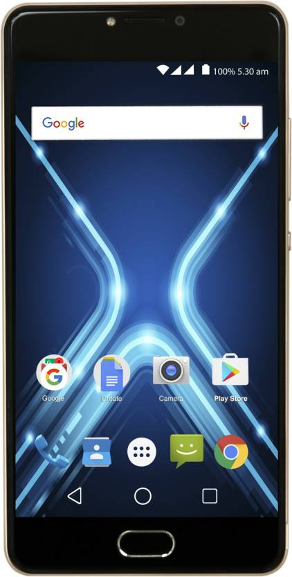 Panasonic Eluga Ray X (Gold, 32 GB)