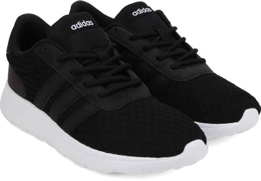colores armoniosos envío gratis moderno y elegante en moda Adidas Neo LITE RACER W Running Shoes For Women - Buy CBLACK ...