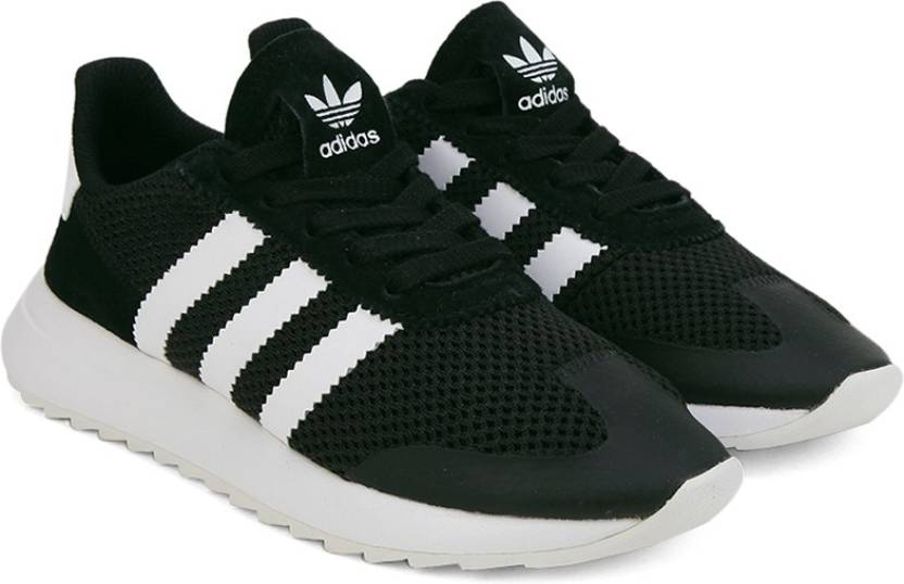 differently 383dc cd698 ADIDAS ORIGINALS FLB W Sneakers For Women (Black)