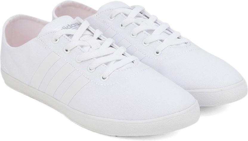 54be5247b6 ... official store adidas neo cloudfoam qt vulc w sneakers for women 632f9  17e43