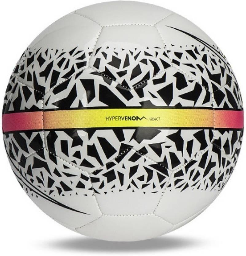 new style 5c83e 3c45d Furious3D Hypervenom React Multi color Football - Size: 5