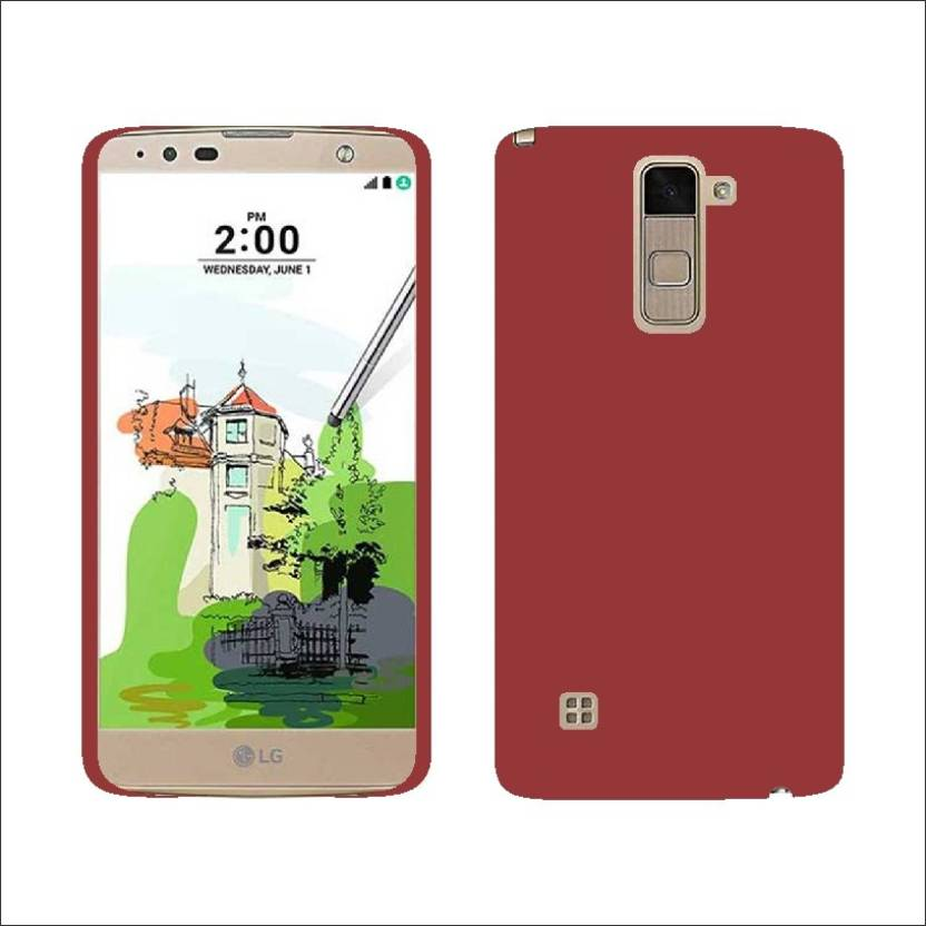 online store c1a06 0d1be Case Creation Back Cover for LG Stylus 2 Plus K535D