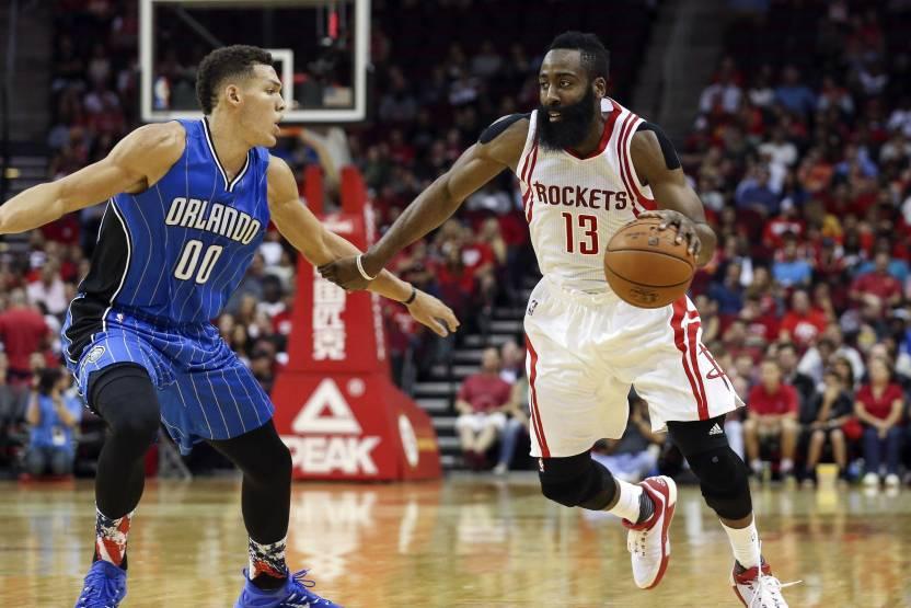 Sports Houston Rockets Basketball HD Wall Poster Paper Print