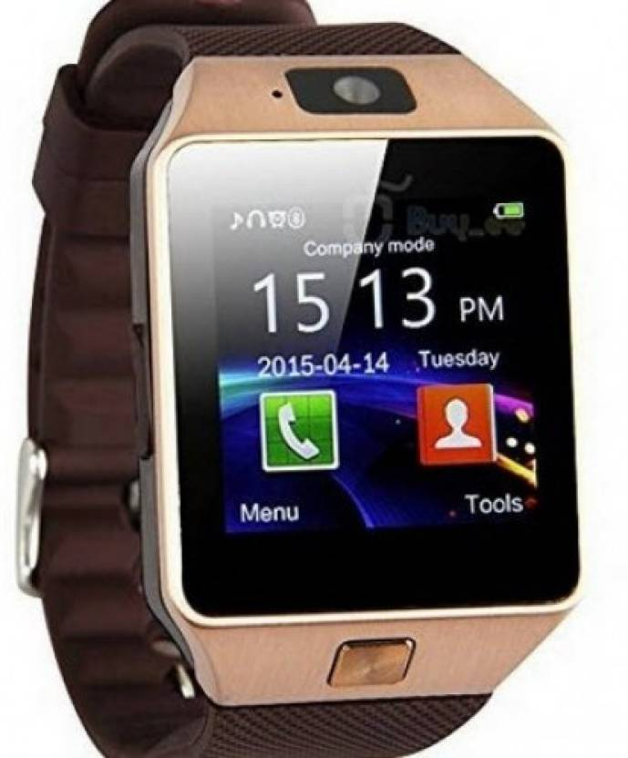 GD EC111 with SIM and 32 GB Memory Card Slot and Fitness Tracker Smartwatch