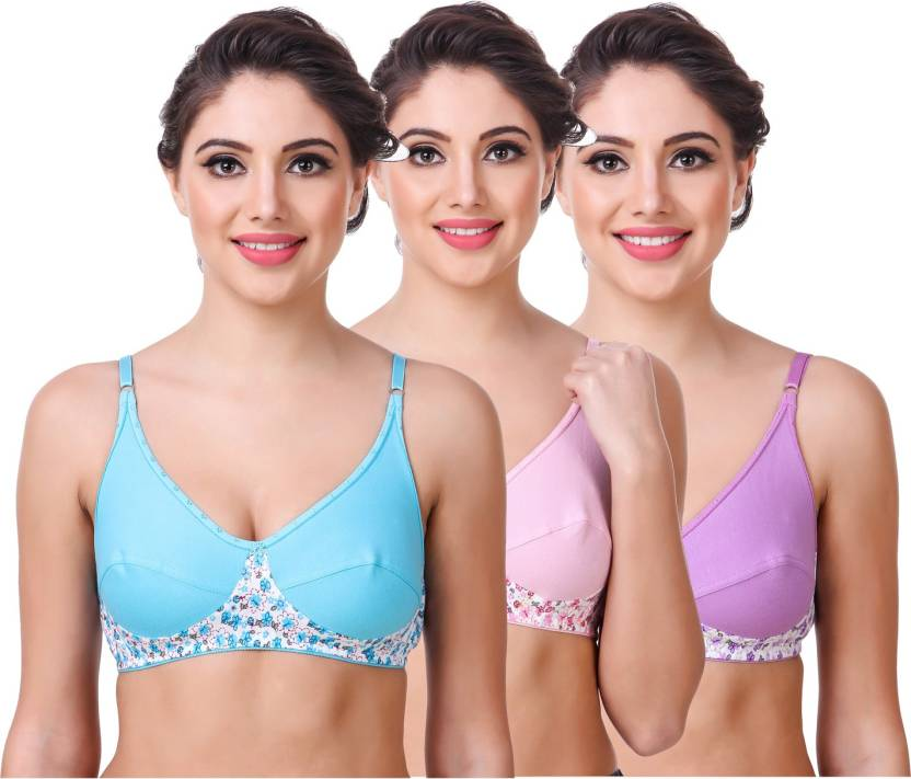 68ca67a677 In Beauty Women s Push-up Lightly Padded Bra - Buy In Beauty Women s ...