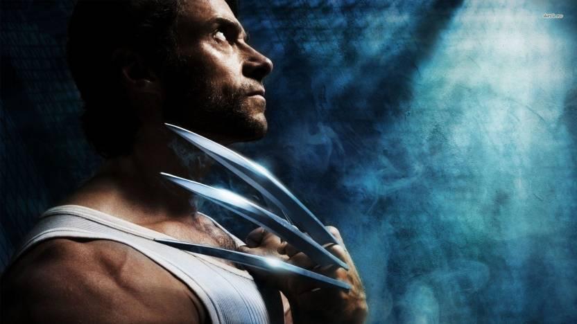 Movie The Wolverine X Men HD Wallpaper Background Paper Print