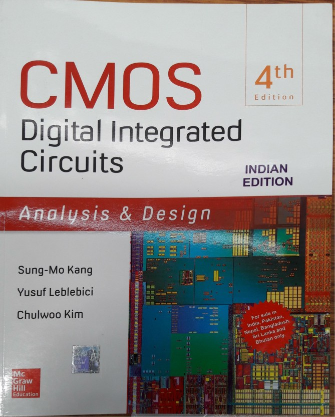 cmos digital integrated circuits analysis \u0026 design, 4th edition buy