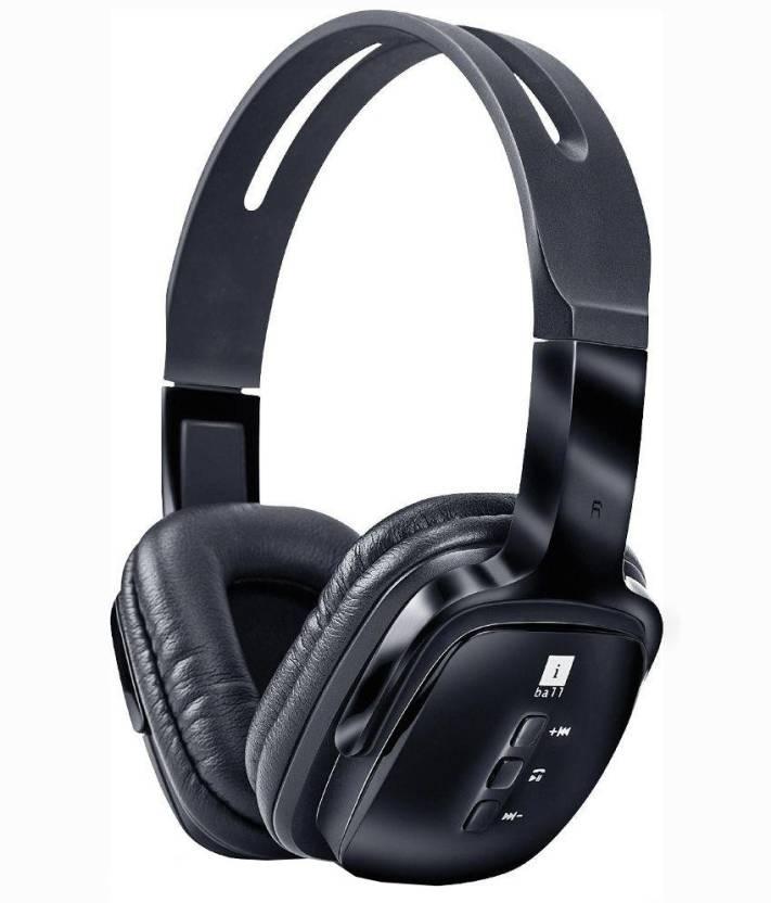 iBall pulse bt4 Wireless bluetooth Headphones