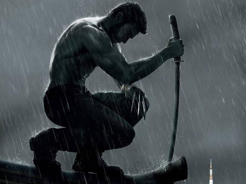 Movie The Wolverine X Men Wolverine 2 On Fine Art Paper Hd