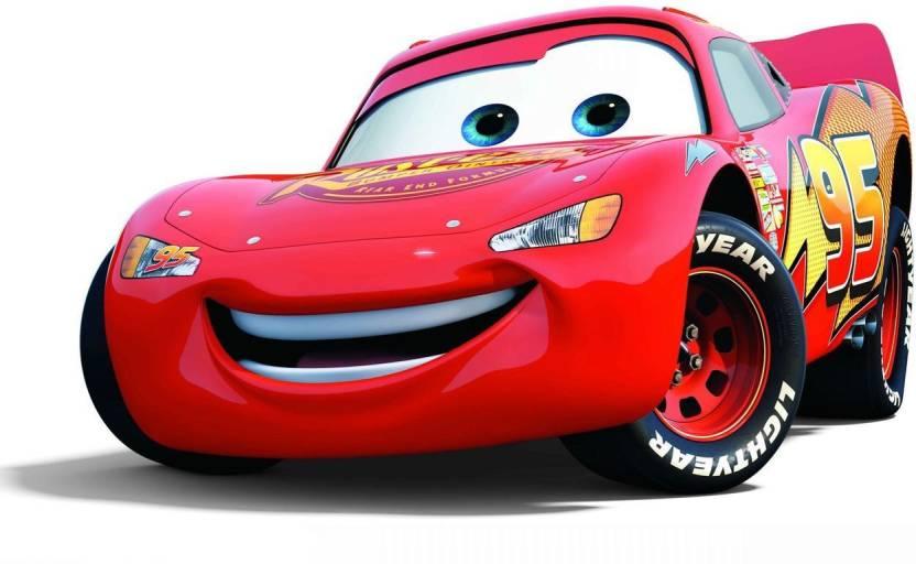 Movie Cars Lightning Mcqueen Car On Fine Art Paper Hd Quality