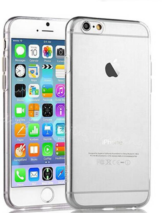 best sneakers 3703e 82ecc Flipkart SmartBuy Back Cover for Apple iPhone 6