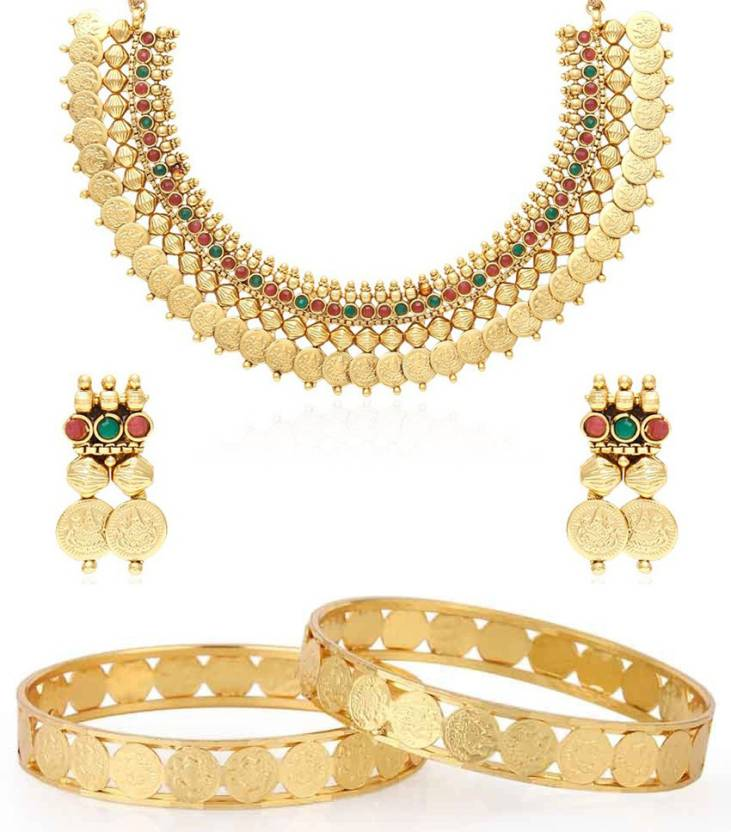 1de87e93b Zeneme Alloy Jewel Set Price in India - Buy Zeneme Alloy Jewel Set ...