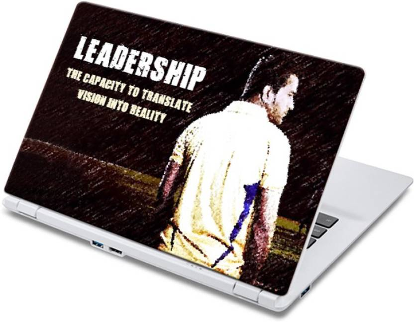 ezyPRNT LEADERSHIP - Capacity to translate (13 to 13.9 inch) Vinyl Laptop Decal 13