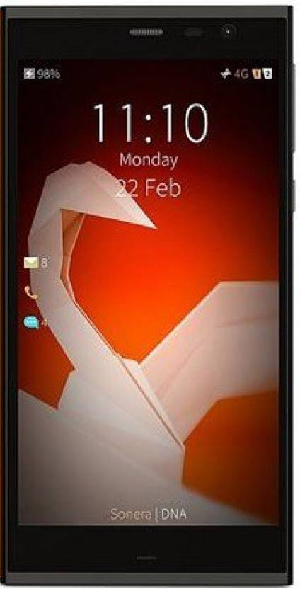 Intex Aqua Fish (Orange, 16 GB)