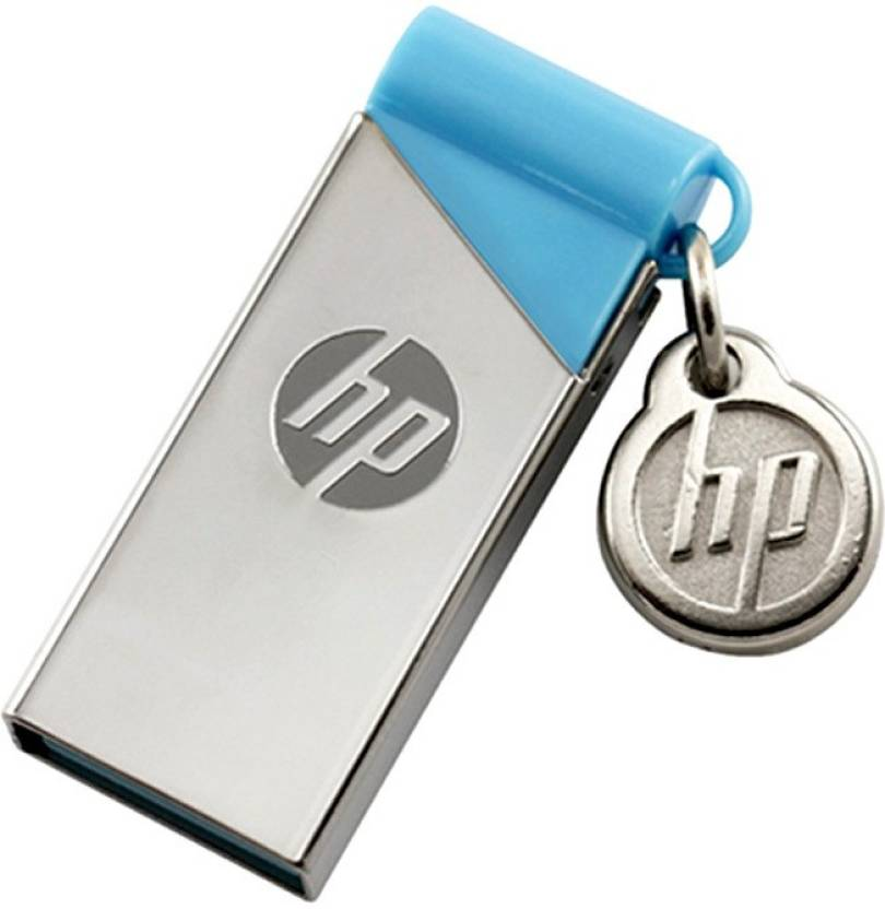 HP V215B 16 GB Pen Drive  (Silver)