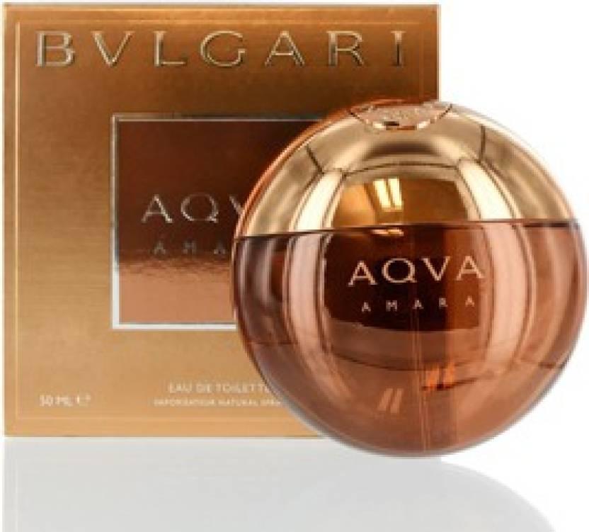 95a192e9af Buy Bulgari Aqva Amara For Men, 1.7 Ounce Eau de Toilette - 50 ml ...