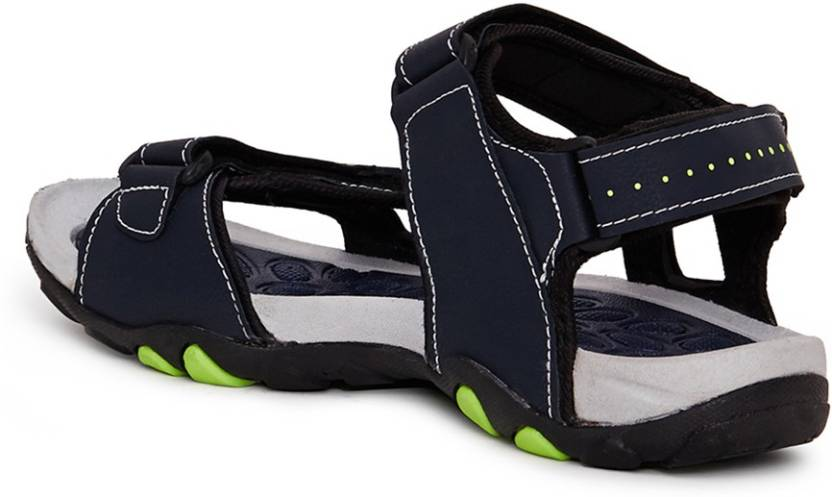 79eaaa20635d Duke Men Navy And P.Green Sports Sandals - Buy Duke Men Navy And P.Green Sports  Sandals Online at Best Price - Shop Online for Footwears in India ...