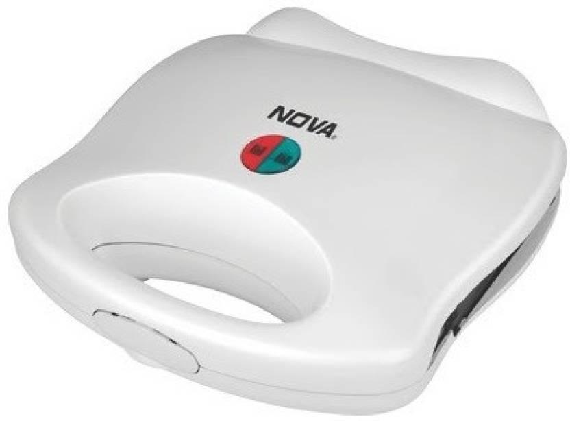 Nova NSM 2412 2 Slice Sandwich Maker Toast