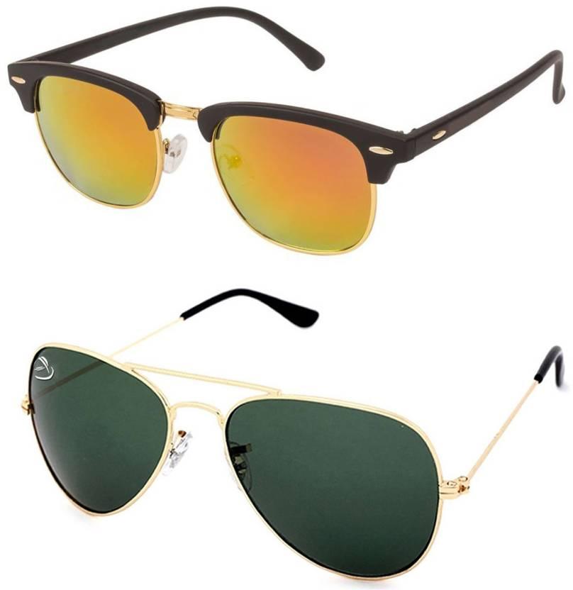 c21eba8e23 Buy Aventus Clubmaster Sunglasses Yellow
