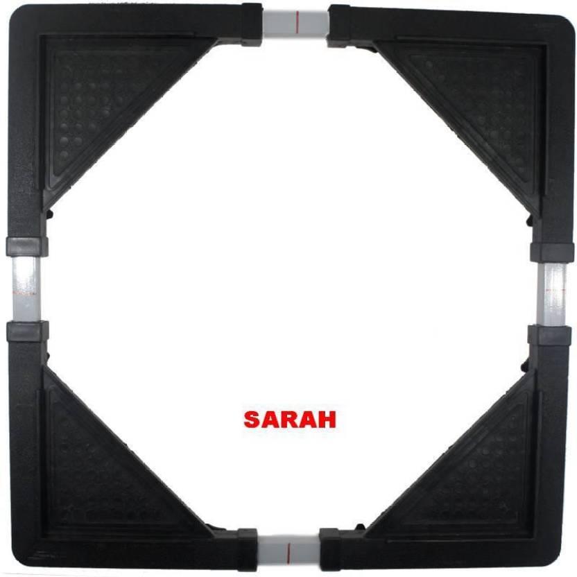 Sarah WMT-FAT-L-104 L Washing Machine Trolley