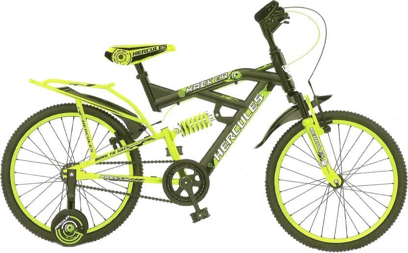 HERCULES HACKER 20 T Recreation Cycle Price in India - Buy
