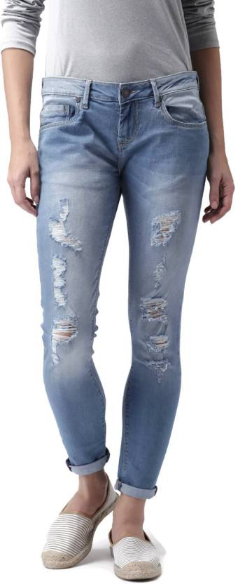 a1b57b0cb Moda Rapido Slim Women Blue Jeans - Buy Moda Rapido Slim Women Blue ...