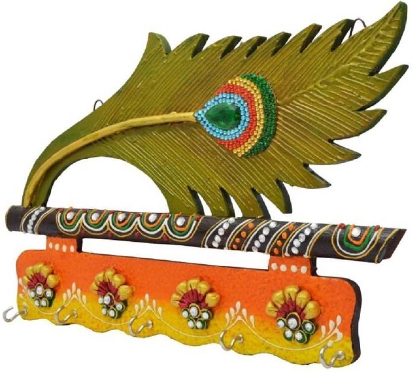 Khatushyam Craft Embosed Rajasthani Handicraft Traditional Wooden