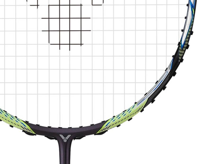 Victor JetSpeed 12 Multicolor Unstrung Badminton Racquet Pack of: 1, 82 g