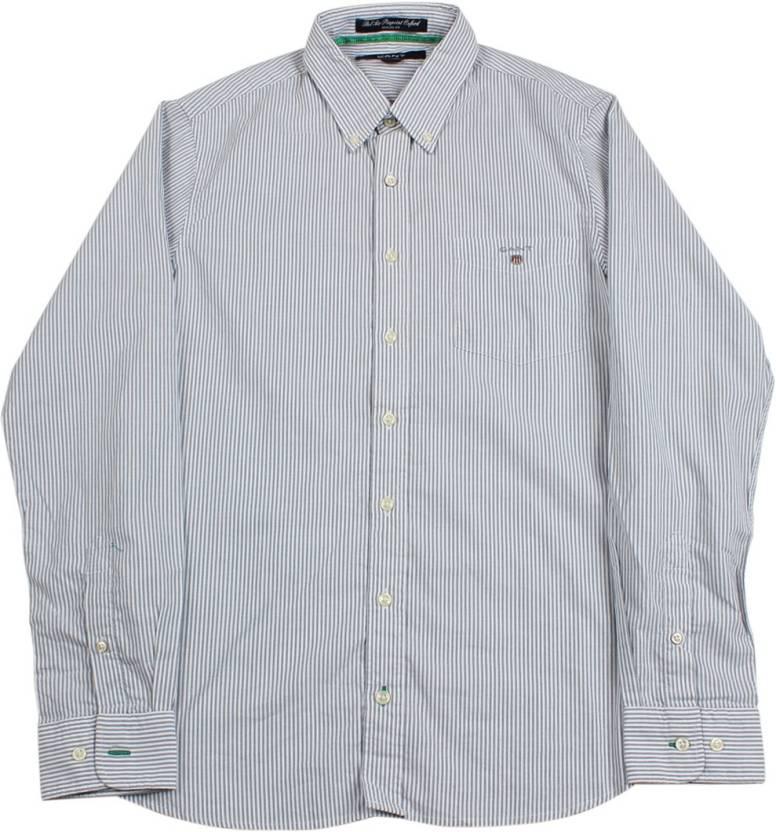f85dba9e109 Gant Boys Casual Shirt - Buy LUMINARY BLUE Gant Boys Casual Shirt Online at  Best Prices in India | Flipkart.com