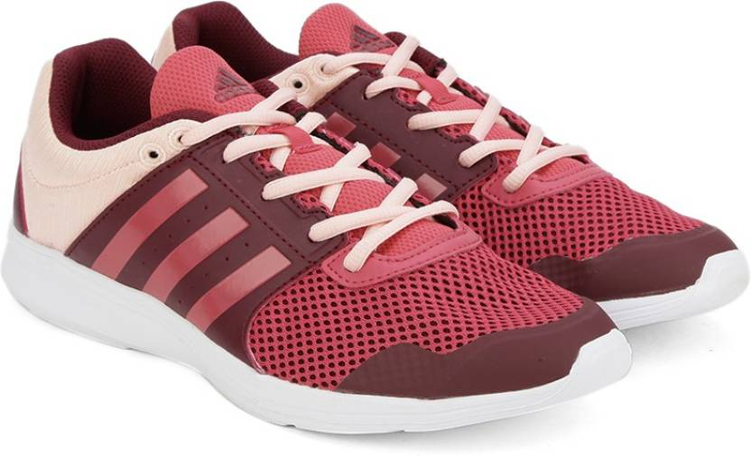finest selection d16ae 2a7a3 ADIDAS ESSENTIAL FUN II W Training Shoes For Women (Red)