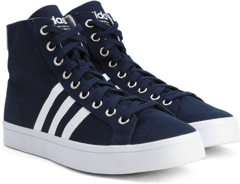 56fe6b5b4ee812 ADIDAS ORIGINALS COURTVANTAGE MID Men Sneakers For Men - Buy CONAVY ...