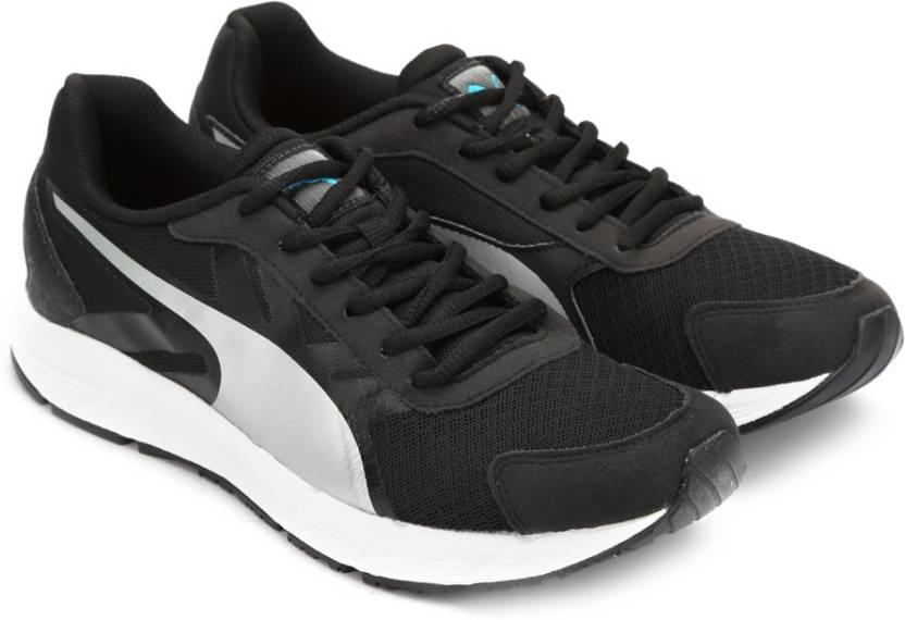 43d4a176e50 Puma Puma Valor IDP Running Shoes For Men - Buy Puma Black-Puma ...