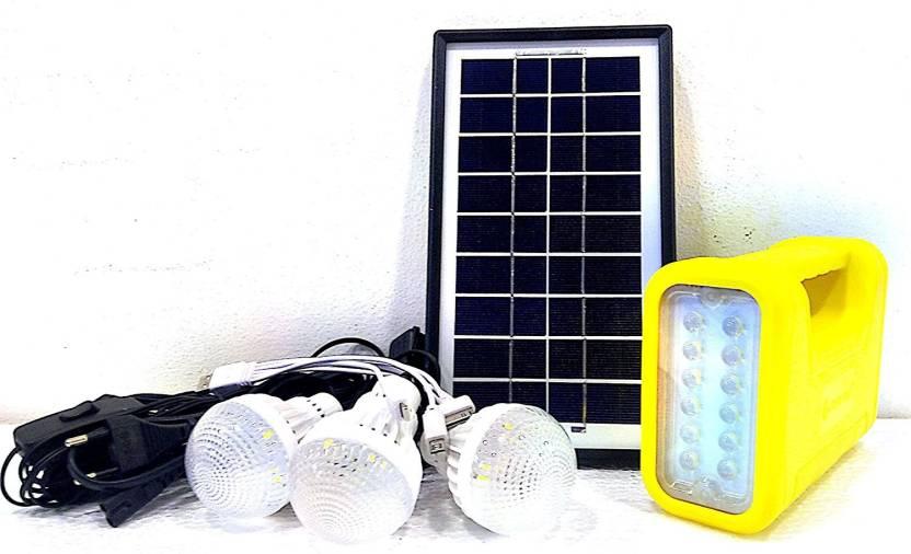 Sunvertor SOLAR HOME LIGHT HS 360 Solar Light Set