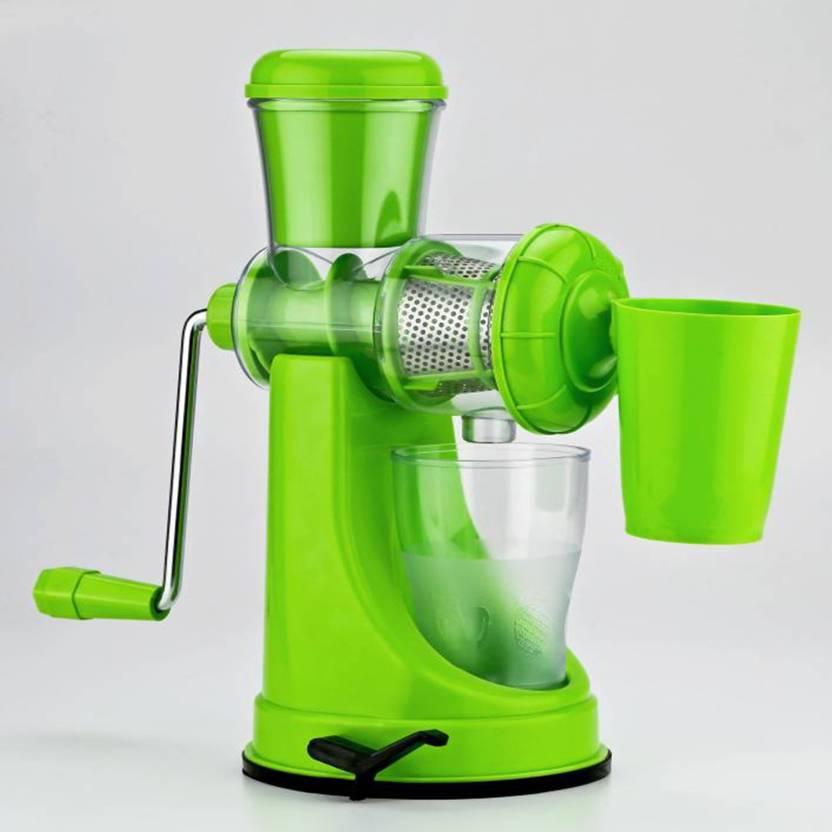 THUNDERFIT Plastic, Steel Hand Juicer