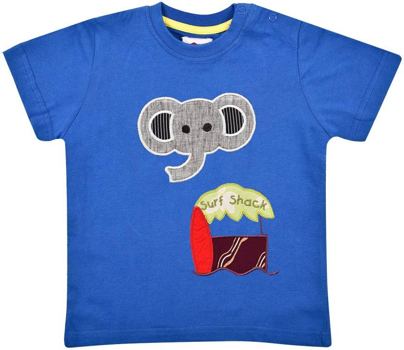 339ed8f07 Upper Channel Boys Printed Cotton T Shirt Price in India - Buy Upper ...