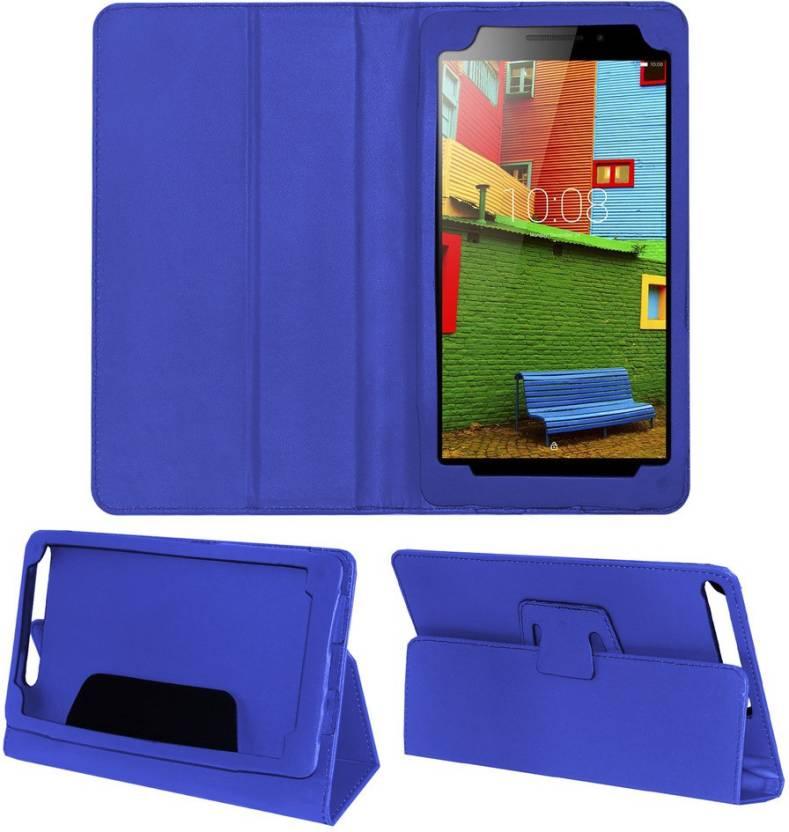 ACM Book Cover for Lenovo Phab Plus Blue