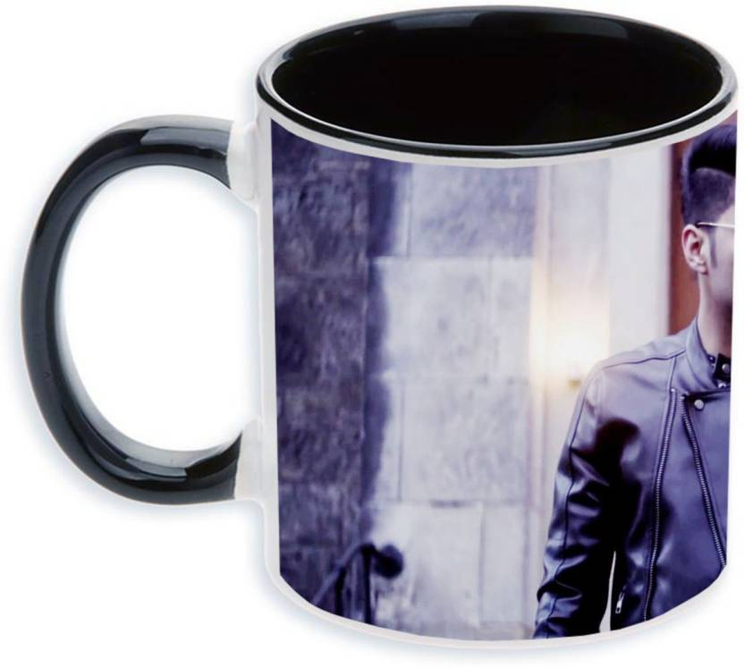 Muggies Magic Bilal Saeed New Haircut Ceramic Mug Price in