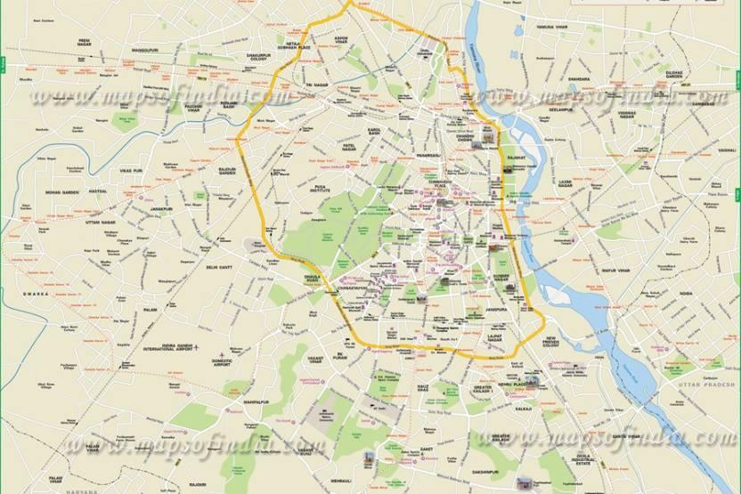 BikriKendra delhi map Poster Paper Print - Maps posters in ... on moscow map, delhi airport map, islamabad map, shanghai map, lisbon map, hindu kush map, barcelona spain map, kolkata map, kashmir map, delhi india poster, manila map, beijing china map, istanbul turkey map, kathmandu nepal map, mexico city map, karachi map, lahore pakistan map, calcutta map, dhaka bangladesh map, guangzhou china map,