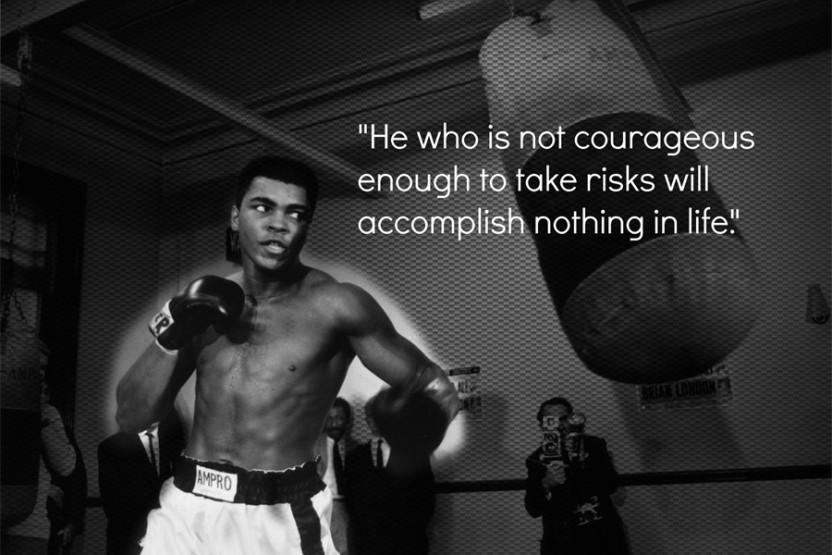 3 x Muhammad Ali Boxing Digital Art Posters A3 Size