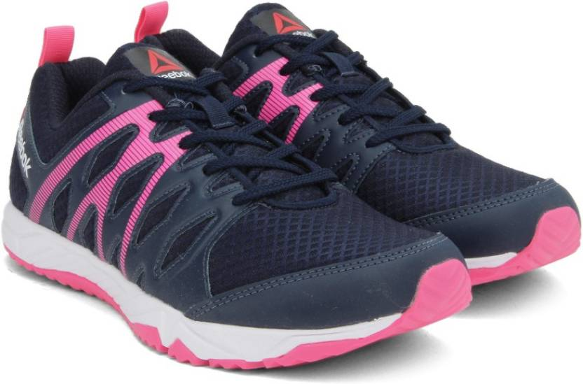 68d811c66cac3 REEBOK ARCADE RUNNER Running Shoes For Women - Buy COLL NAVY PINK ...