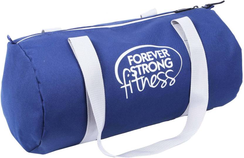f35abad18600 Pole Star HUNK FITNESS FOREVER Travel Duffel Bag BLUE-1712 - Price ...