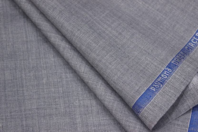 4f9e6caf8fa Raymond Cotton Wool Blend Self Design Trouser Fabric Price in India ...