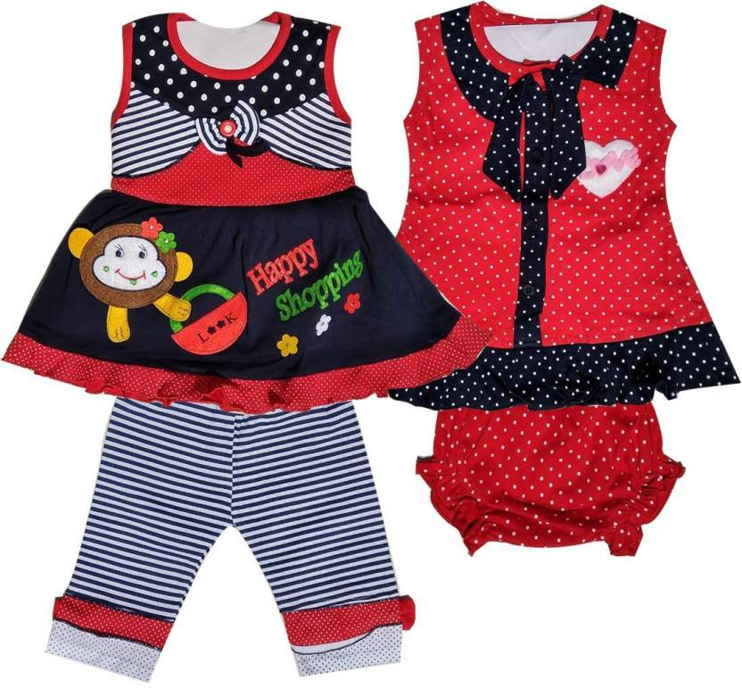 ce516e53c Prejon Girls Party(Festive) Top Panty, Pyjama Price in India - Buy ...