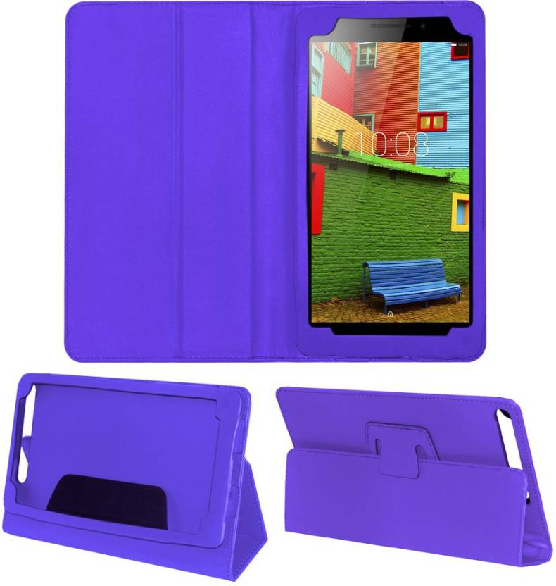 ACM Book Cover for Lenovo Phab Plus Purple