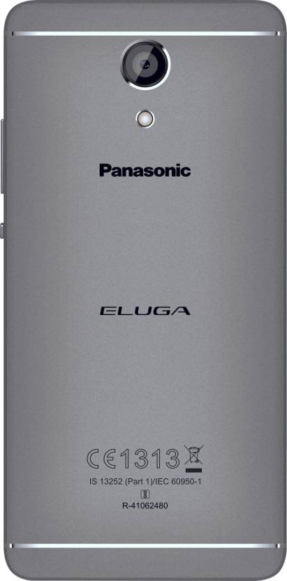 Panasonic Eluga Ray Max (Space Grey, 64 GB)