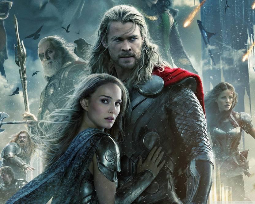 Akhuratha Poster Movie Thor The Dark World Thor Hd Wallpaper