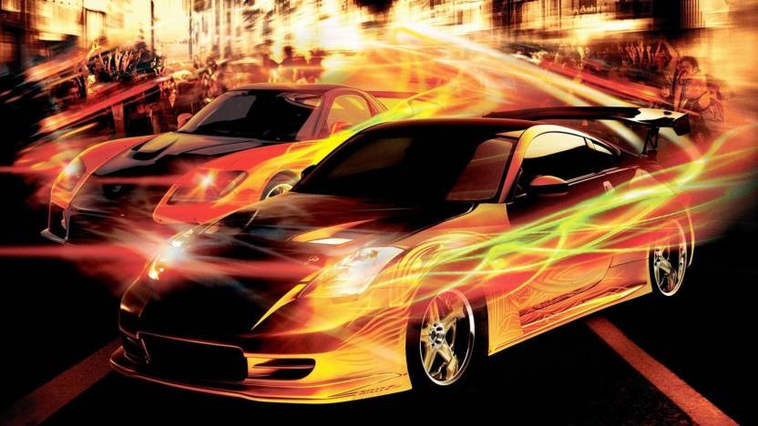Akhuratha Poster Movie The Fast And The Furious: Tokyo Drift Fast & Furious HD Wallpaper Background Fine Art Print