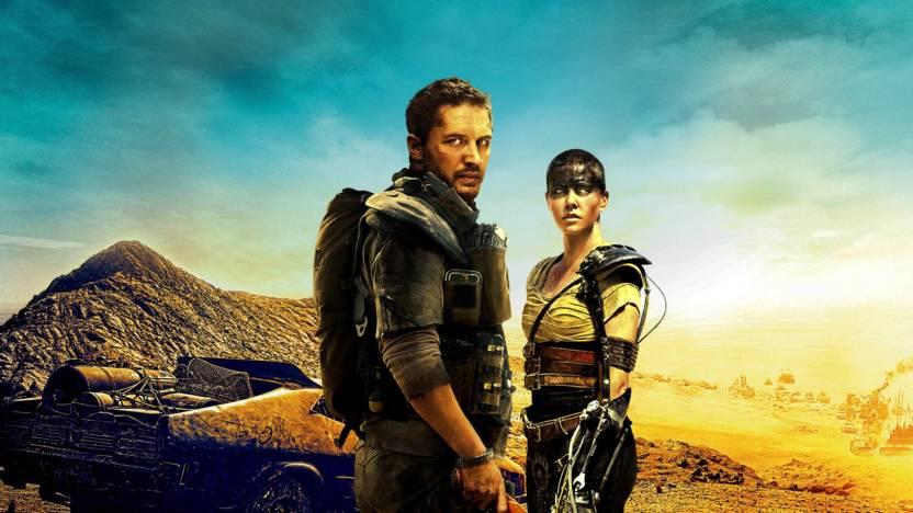 Akhuratha Poster Movie Mad Max Fury Road Max Rockatansky Tom Hardy